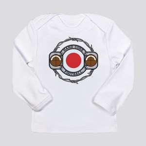 Japan Football Long Sleeve Infant T-Shirt