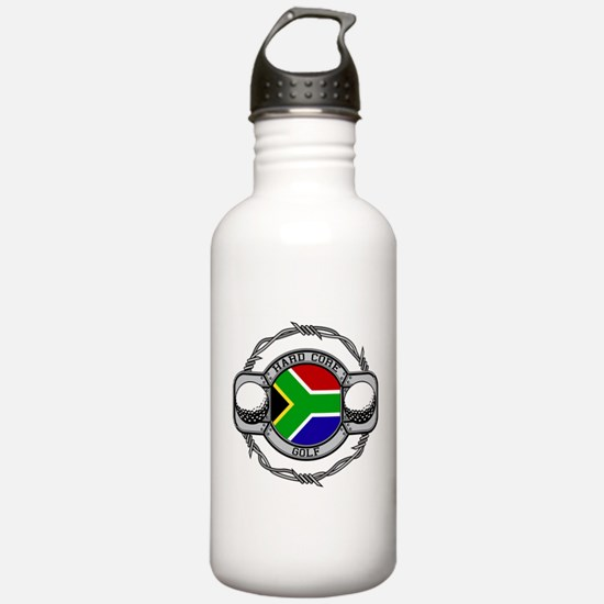 South Africa Golf Water Bottle