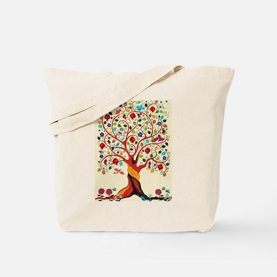 TREE OF LIFE 7 Tote Bag