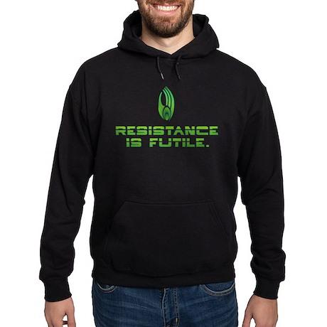 Star Trek - Borg Resistance Hoodie (dark)