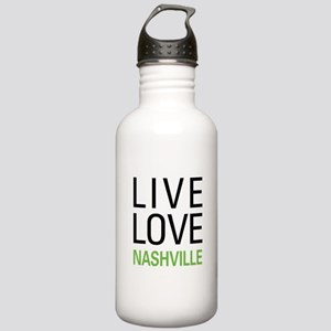 Live Love Nashville Stainless Water Bottle 1.0L