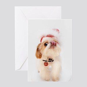 Dougie Cover Model Greeting Card