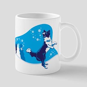 Snowflake Catch Mug