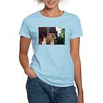 Wall Street Bull Women's Light T-Shirt