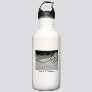 Ancient Theatre Stainless Water Bottle 1.0L