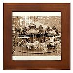 Bryant Park Framed Tile