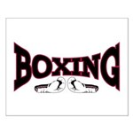 Boxing Small Poster