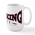 Boxing Large Mug