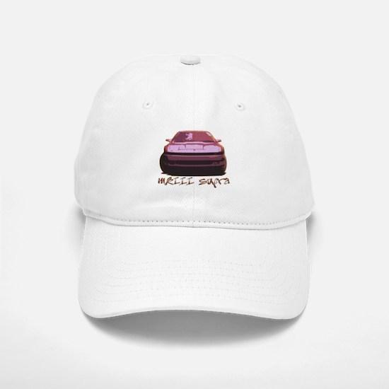 Pink MKIII Supra Baseball Baseball Cap
