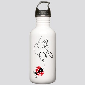 Ladybug Zoe Stainless Water Bottle 1.0L