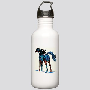Southwest Horse 1 Stainless Water Bottle 1.0L