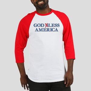 Godless America, Atheist Baseball Jersey