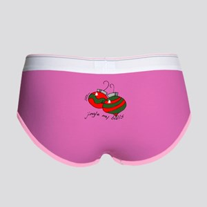 Jingle My Balls Women's Boy Brief