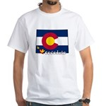 ILY Colorado White T-Shirt