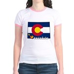 ILY Colorado Jr. Ringer T-Shirt