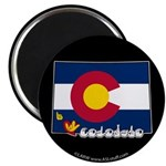 ILY Colorado Magnet