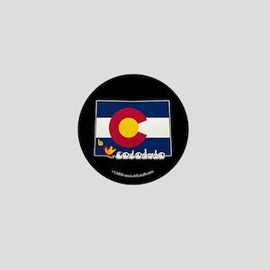 ILY Colorado Mini Button