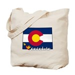 ILY Colorado Tote Bag