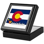 ILY Colorado Keepsake Box