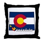 ILY Colorado Throw Pillow