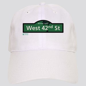 West 42nd Street in NY Cap