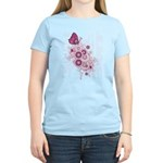 Butterfly calm Women's Light T-Shirt