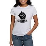 Obama Fist Impact! Women's T-Shirt