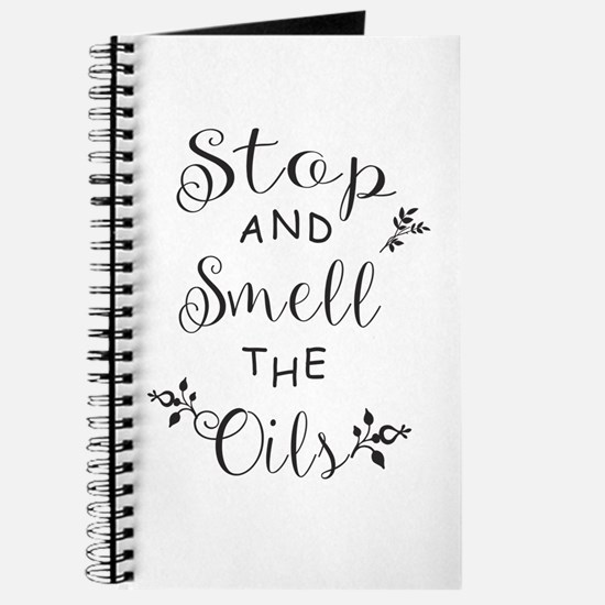Stop and Smell the Oils Journal