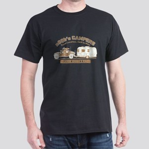 N00b's Campers Dark T-Shirt