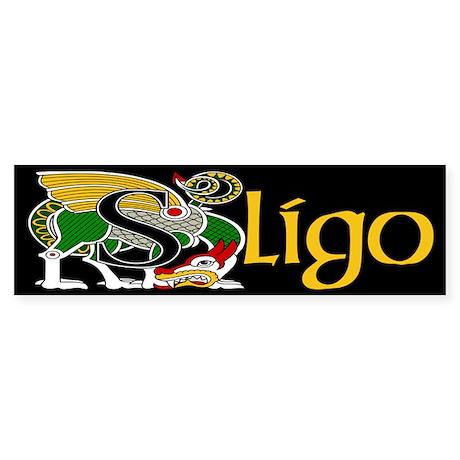 County Sligo Bumper Sticker
