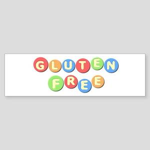 Gluten Free Sticker (Bumper)
