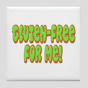 Gluten Free For Me Celiac Tile Coaster