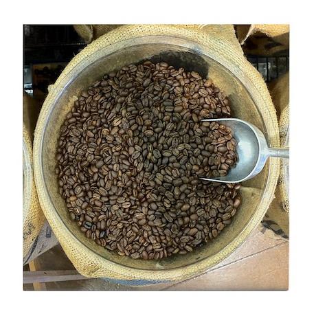 Coffee Bean Tile Coaster