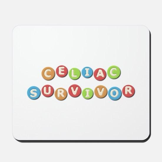 Celiac Survivor Mousepad