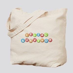 Celiac Survivor Tote Bag