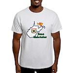 ILY West Virginia Light T-Shirt