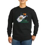 ILY West Virginia Long Sleeve Dark T-Shirt