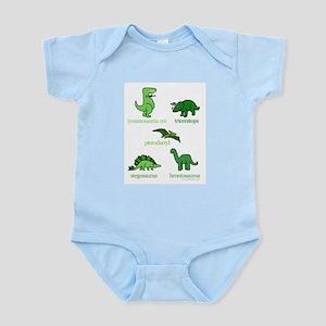 Dinosaurs Galore Infant Creeper