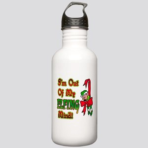 Out of my Elfing Mind Stainless Water Bottle 1.0L