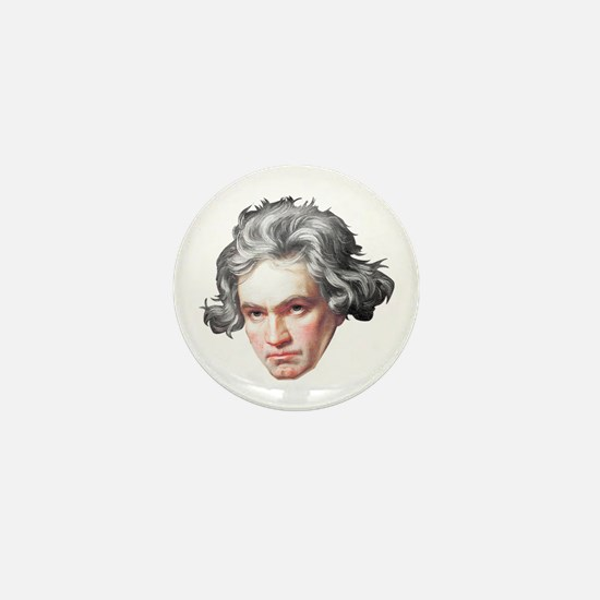 Ludwig Van Beethoven Mini Button (10 pack)