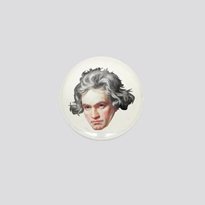 Ludwig Van Beethoven Mini Button
