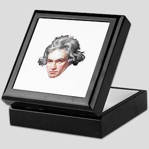 Ludwig Van Beethoven Keepsake Box