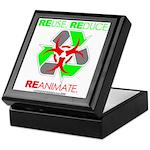 REUSE. REDUCE. REANIMATE. Keepsake Box
