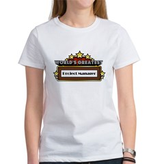 World's Greatest Project Mana Women's T-Shirt