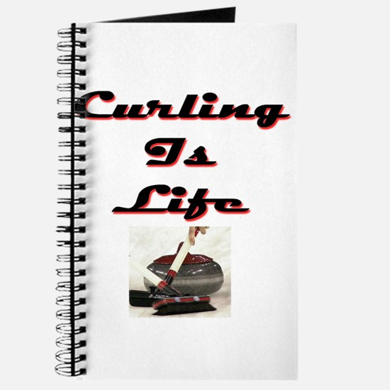 Curling is Life Journal