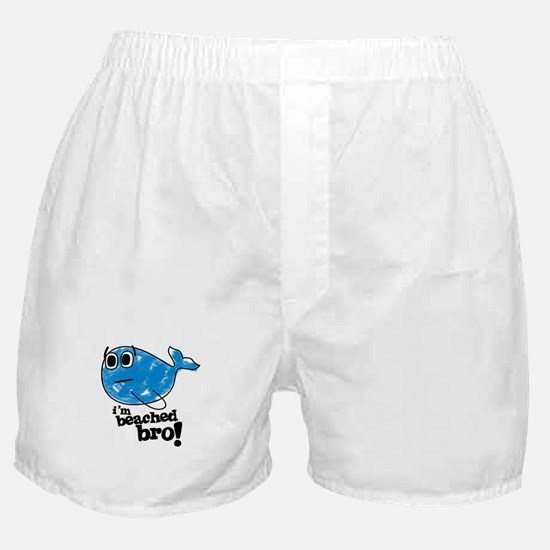 Beached Bro Boxer Shorts