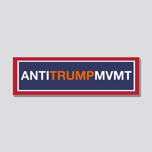Join The Anti-Trump Movement. Car Magnet 10 X 3