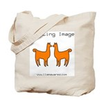 """Spitting Image"" Tote Bag"