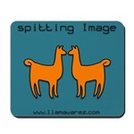 """Spitting Image"" Mousepad"