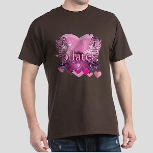 Eat Pray Pilates by Svelte.biz Dark T-Shirt